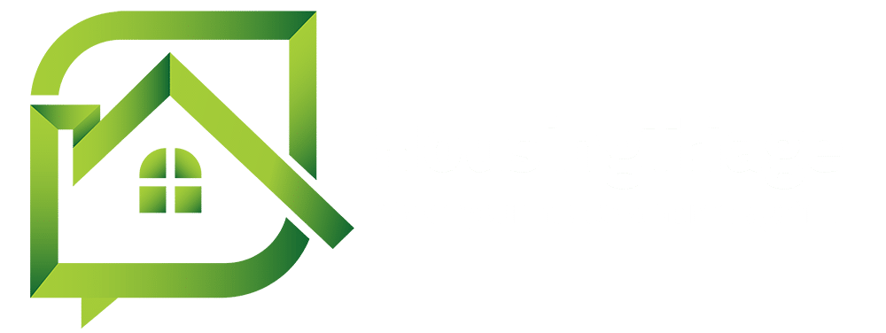 HT logo white text side