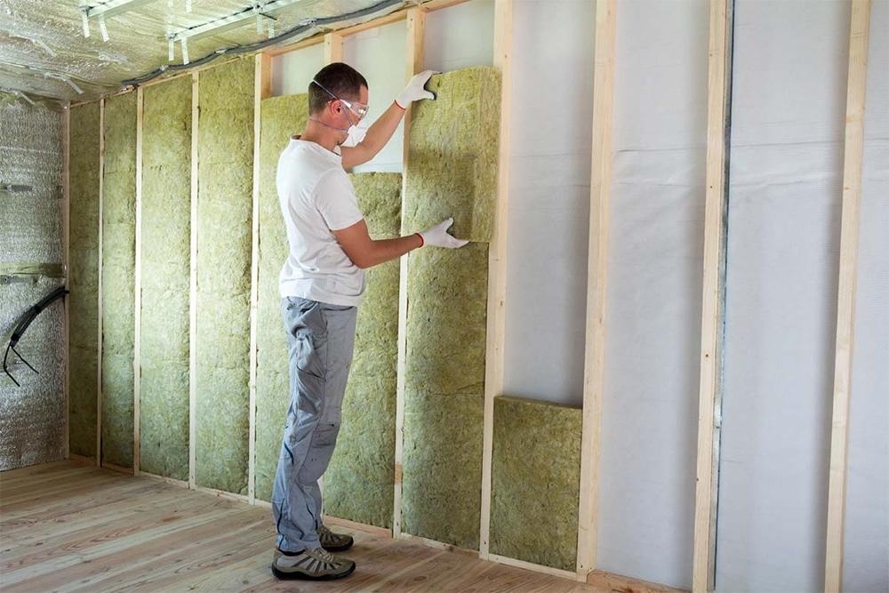 Cavity wall insulation alternative, solid internal wall insulation