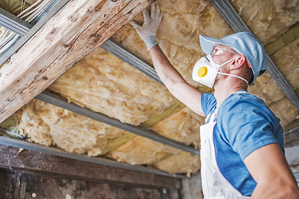 roof insulation as an alternative to cavity wall insulation
