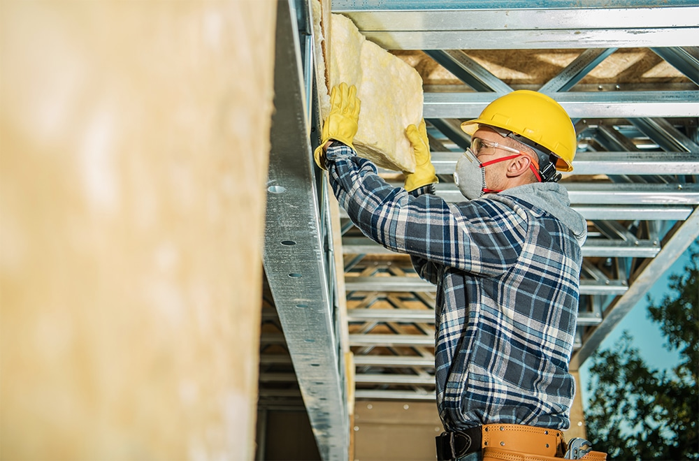 Cavity Wall Insulation alternative is external wall insulation and cladding