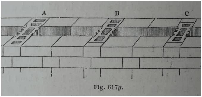 Cavity wall bonding masonry brick cavity wall insulation